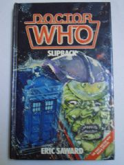 Doctor Who Slipback Hardback